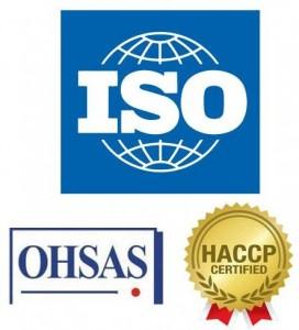 HACCP ISO OHSAS