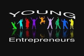 young enterpreneur