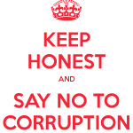 keep-honest-and-say-no-to-corruption-2
