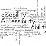 accessibility blog word cloud