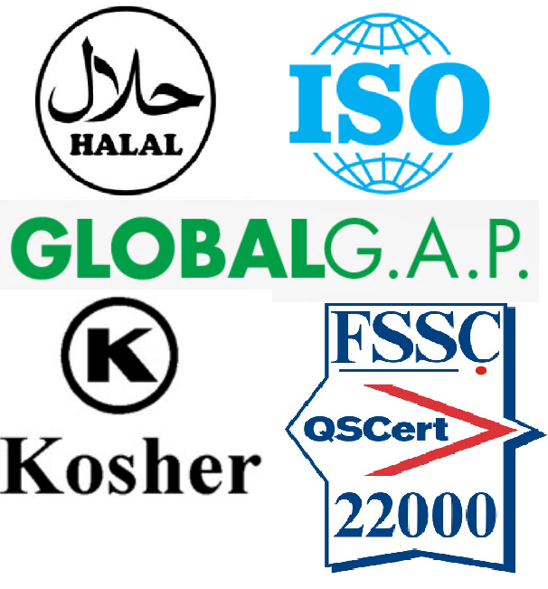 Konkurs za dodelu sredstava za sufinansiranje troškova uvođenja i sertifikacije sistema bezbednosti i kvaliteta hrane i proizvoda sa oznakom geografskog porekla