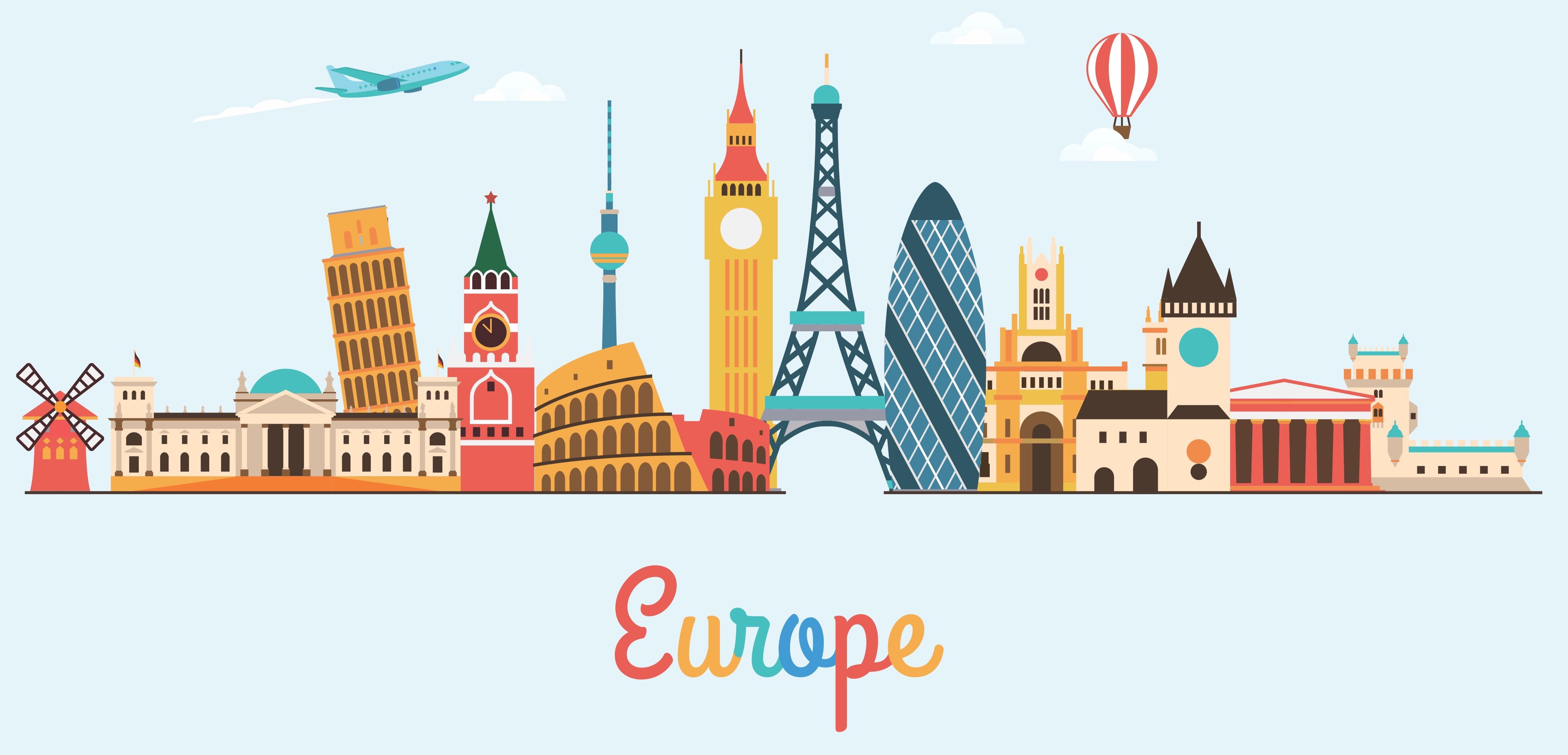 """Konkurs """"Putujemo u Evropu"""""""