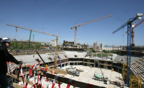 Konkurs za finansiranje posebnih programa – projekata izgradnje, održavanja i opremanja sportskih objekata u AP Vojvodini